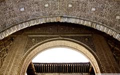 Alhambra Spain 4K HD Desktop Wallpapers for 4K Ultra HD TV Wide