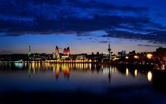 Baku at Night HD Wallpapers