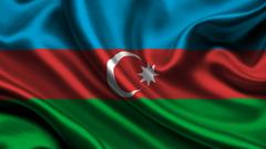 flag of Azerbaijan HD Wallpapers