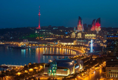 FLAME TOWERS IGNITING BAKU S REINVENTION