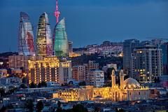 Baku HD Wallpapers