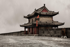 Fortifications of Xi an HD Wallpapers