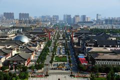 Xi an Panoramic View 4k Ultra HD Wallpapers