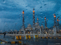 Al Saleh Mosque Yemen Photograph by Stephanie Sinclair National