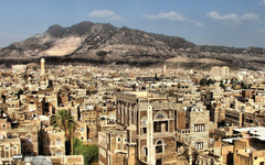 SimplyWallpapers HDR photography Yemen landscapes desktop