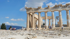Acropolis of Athens Tourist Attractions in Greece Wallpapers