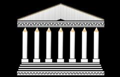 Wallpapers background pencils Acropolis image for desktop section