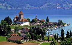 Beautiful Switzerland City Basel HD wallpapers