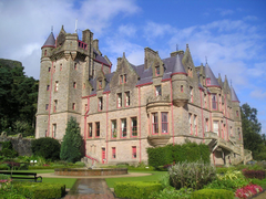 Belfast Castle Northern Ireland Castles Cities