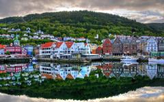 Bergen Norway wallpapers