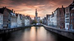 Bruges Belgium wallpapers