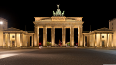 Brandenburg Gate 4K HD Desktop Wallpapers for 4K Ultra HD TV