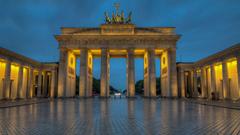 Brandenburg Gate HD Wallpapers