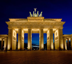 Brandenburg Gate Wallpapers by Gaelic241