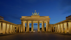 Brandenburg Gate Stunning Wallpapers Travel HD Wallpapers