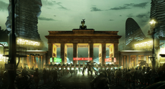 deus ex mankind divided video games brandenburg gate deus ex