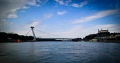 Bridges Bridge Danube Bratislava Slovakia Wallpapers Gallery for