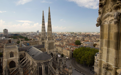 Bordeaux Cathedral HD Wallpapers
