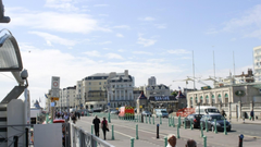 Brighton england landscapes street urban wallpapers