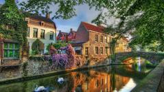 Brugge HD Wallpapers