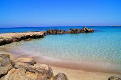 Cyprus Protaras Sea Nature Coast Water Horizon