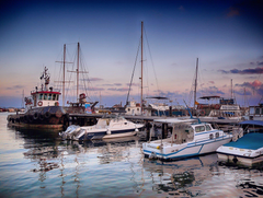 sea pier cyprus ships boat HD wallpapers