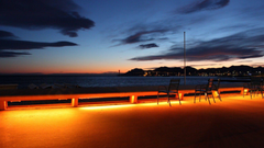Night in Cannes France wallpapers and image