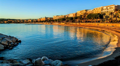Cannes Beach Hd Photo Wallpapers