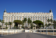 Hotels on the beach in Cannes France wallpapers and image