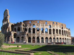 colosseum in rome wallpapers