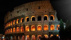 Roman Colosseum Wallpapers