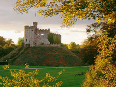 Europe Cardiff Castle 5 wallpapers