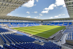 Cardiff City FC Stadium Wallpapers