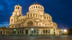 Cathedral Sofia Bulgaria HD Wallpapers