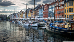 Copenhagen Denmark HD desktop wallpapers Widescreen High
