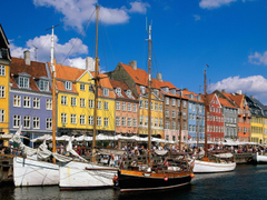 Wallpapers Copenhagen House Denmark