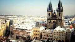 Prague desktop wallpapers czech republic