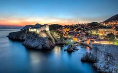 Dubrovnik HD Desktop Wallpaper Instagram photo Backgrounds Image