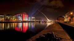 Dublin City Ireland Wallpapers