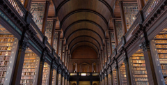 trinity college library dublin HD wallpapers