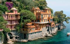 Portofino Genoa wallpapers
