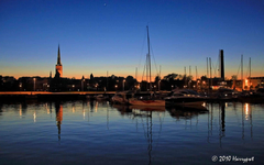estonia night and yachts
