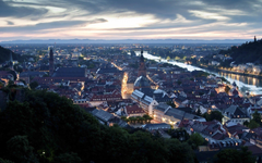 cityscapes Germany Heidelberg Wallpapers