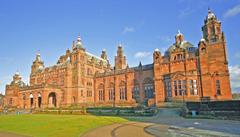 Monuments Kelvingrove Art MG Tweak Scotland Glasgow Museum Best