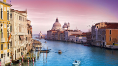Wallpapers Venice Italy Grand Canal Architecture City World