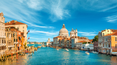 Wallpapers Grand Canal Venice Italy HD 4K World