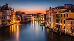 Italy Grand Canal Italia splendor sky sunrise sea Venice