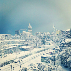 fascinating photos of winter Batumi that you can use as
