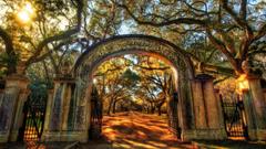 Savannah GA Desktop Wallpapers