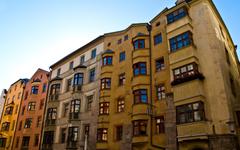 Altstadt Innsbruck Wallpaper 1920x1200